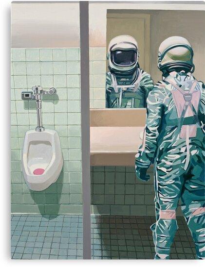 The Men's Room by Scott Listfield