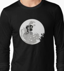 Dib and the E.T Long Sleeve T-Shirt