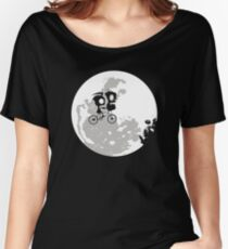 Dib and the E.T Women's Relaxed Fit T-Shirt