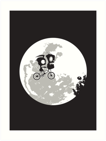 Dib and the E.T by Scott Weston