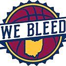 We Bleed Ohio Basketball by WeBleedOhio