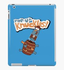 Pop - Up K'nuckles iPad Case/Skin