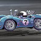 Lola T-70 Racecar by CraigWoida