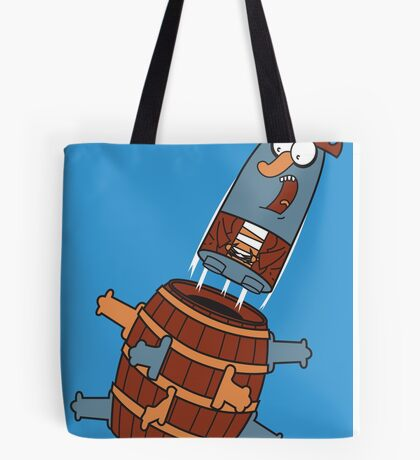 Pop - Up K'nuckles Tote Bag