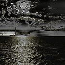 Golden Gate Bridge Abstract by Scott Hendricks