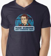 Frightener Ghost Extermination Service Men's V-Neck T-Shirt