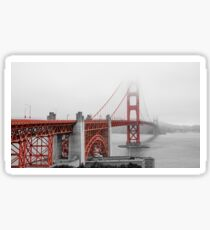 Golden Gate Sticker