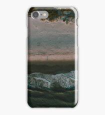 Coastline, beach, aerial, ocean and surf iPhone Case/Skin