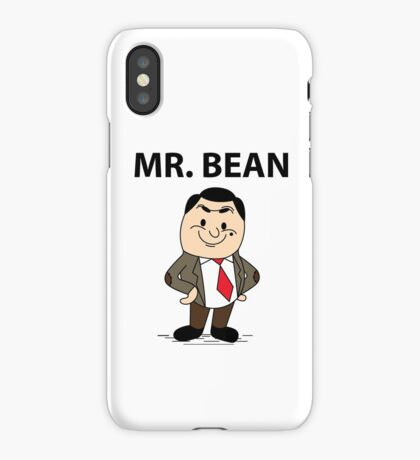 Mr. Bean iPhone Case