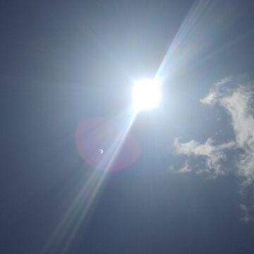 Soak up the Solar Eclipse by JABK