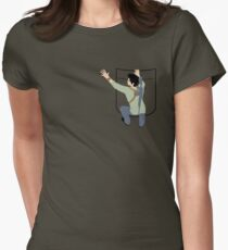 Uncharted Women's Fitted T-Shirt