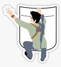 Uncharted Sticker