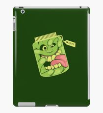 Slimer in a Jar iPad Case/Skin