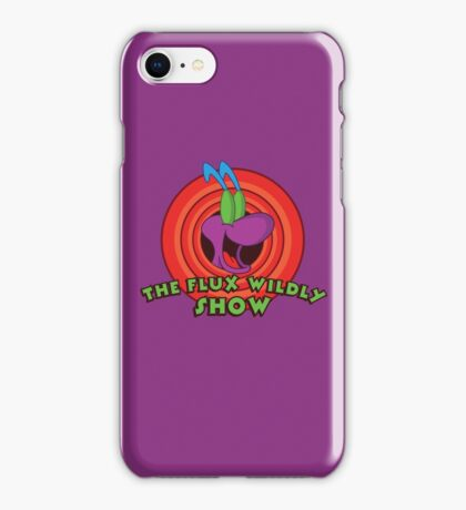 The Flux Wildly Show iPhone Case/Skin