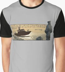 Lone Sailor (v2) Graphic T-Shirt