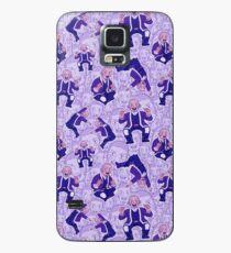 Shiraishi-Muster (extra klebrig) Hülle & Klebefolie für Samsung Galaxy
