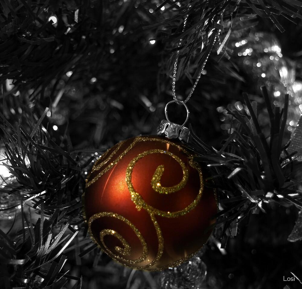 Christmas tree boerboel by Losi