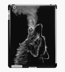 Wolf iPad-Hülle & Klebefolie
