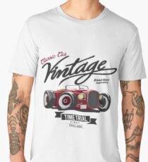 CLASSIC CAR VINTAGE  Men's Premium T-Shirt