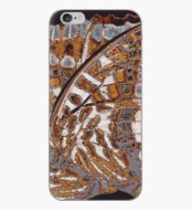Pasha Butterfly Wing iPhone Case