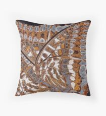 Pasha Butterfly Wing Throw Pillow