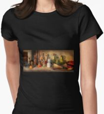 Alchemy - The home alchemist Women's Fitted T-Shirt