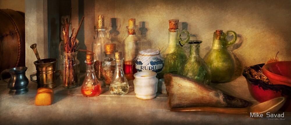 Alchemy - The home alchemist by Michael Savad
