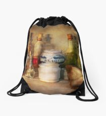 Alchemy - The home alchemist Drawstring Bag