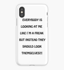 Fail iPhone Case/Skin