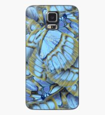 BLUE WINGS  – Wing Series Case/Skin for Samsung Galaxy