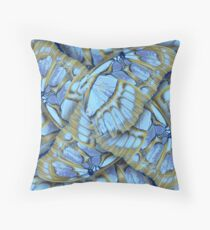BLUE WINGS  – Wing Series Throw Pillow