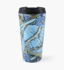 BLUE WINGS  – Wing Series Travel Mug