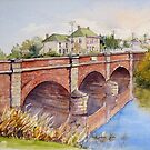 Campbell Town by Muriel Sluce by Wendy Dyer