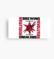 Revolution Brewing Company Canvas Print