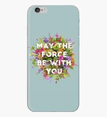 Floral Force iPhone Case