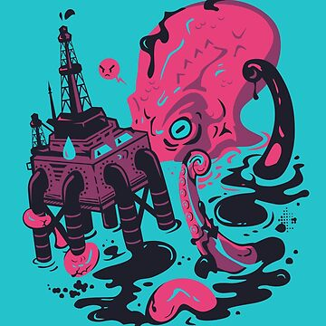 Oil Spill by sant2