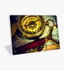 Compass Laptop Skin