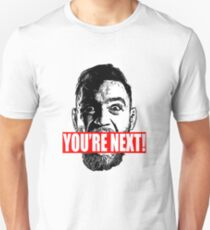 you are next enemy for him Unisex T-Shirt