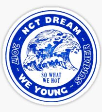 NCT DREAM We Young 02 Sticker