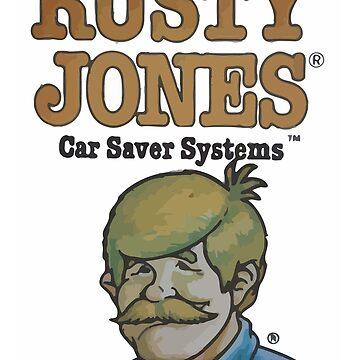 Rusty Jones Rust Prevention HiFi by chapel976