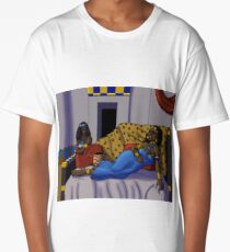 The Death of Cleopatra Long T-Shirt