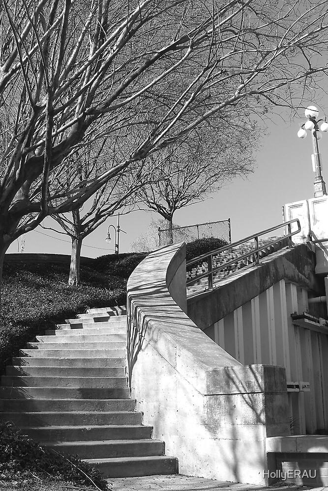 Stairs  by HollyERAU