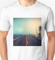 Misty road T-Shirt