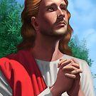 Jesus by cgaddict