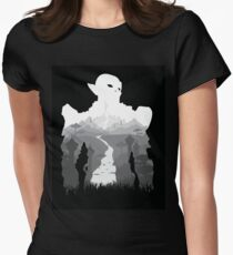 Elder Scrolls - Morrowind Women's Fitted T-Shirt