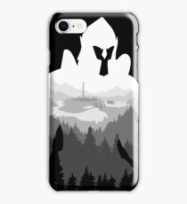 Elder Scrolls - Oblivion iPhone Case/Skin