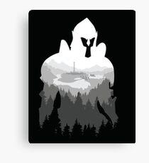 Elder Scrolls - Oblivion Canvas Print