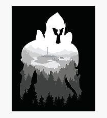 Elder Scrolls - Oblivion Photographic Print