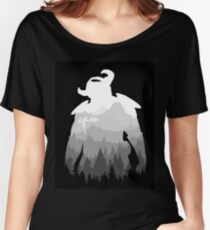 Elder Scrolls - Skyrim Women's Relaxed Fit T-Shirt