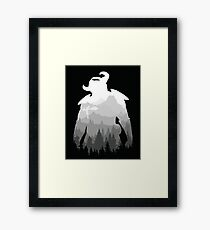Elder Scrolls - Skyrim Framed Print